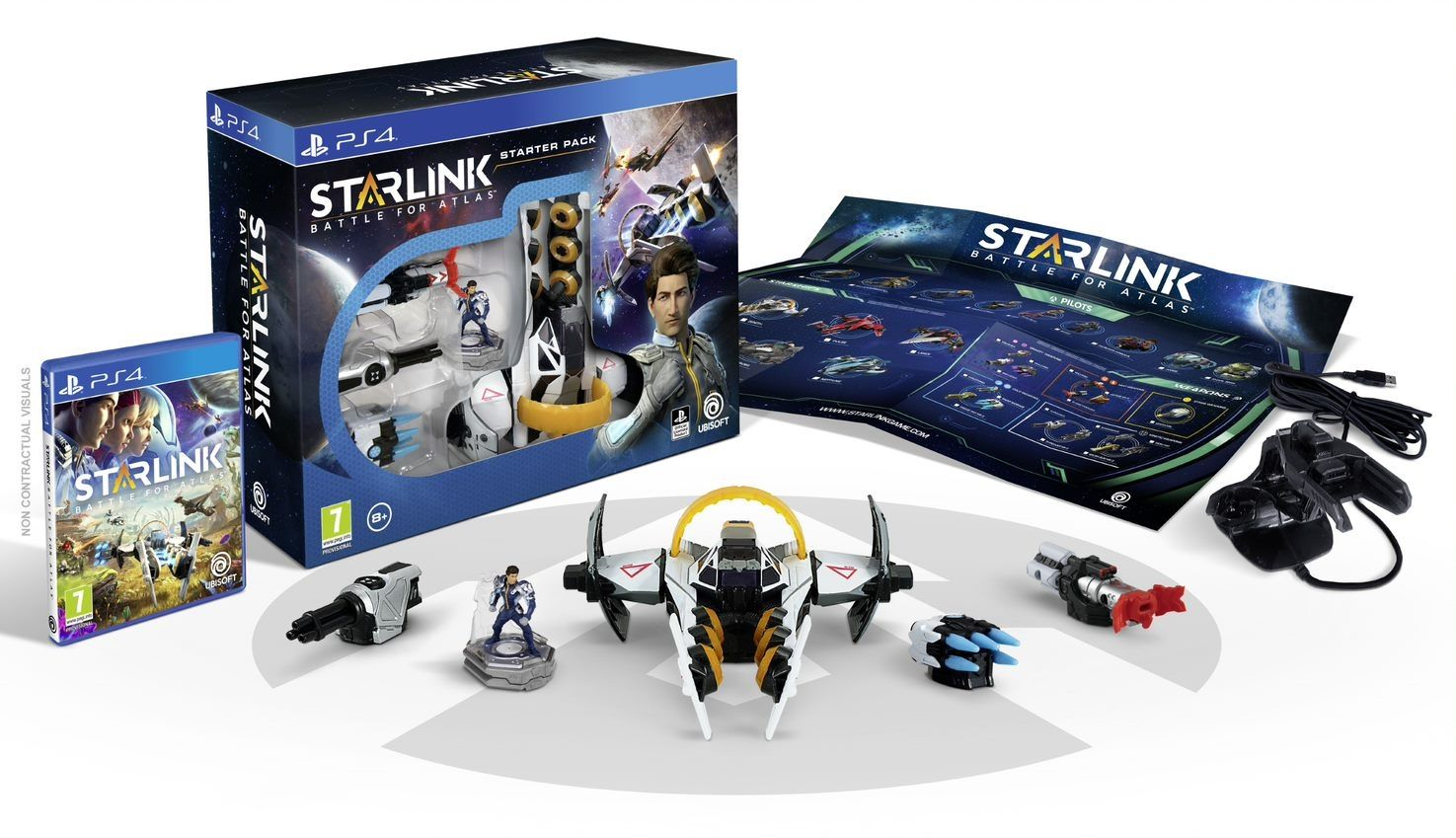 Starlink: Battle for Atlas - Starter Pack (PS4) - 2