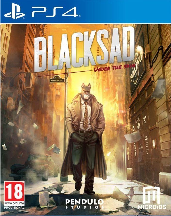 Blacksad: Under the Skin (PS4) - 1