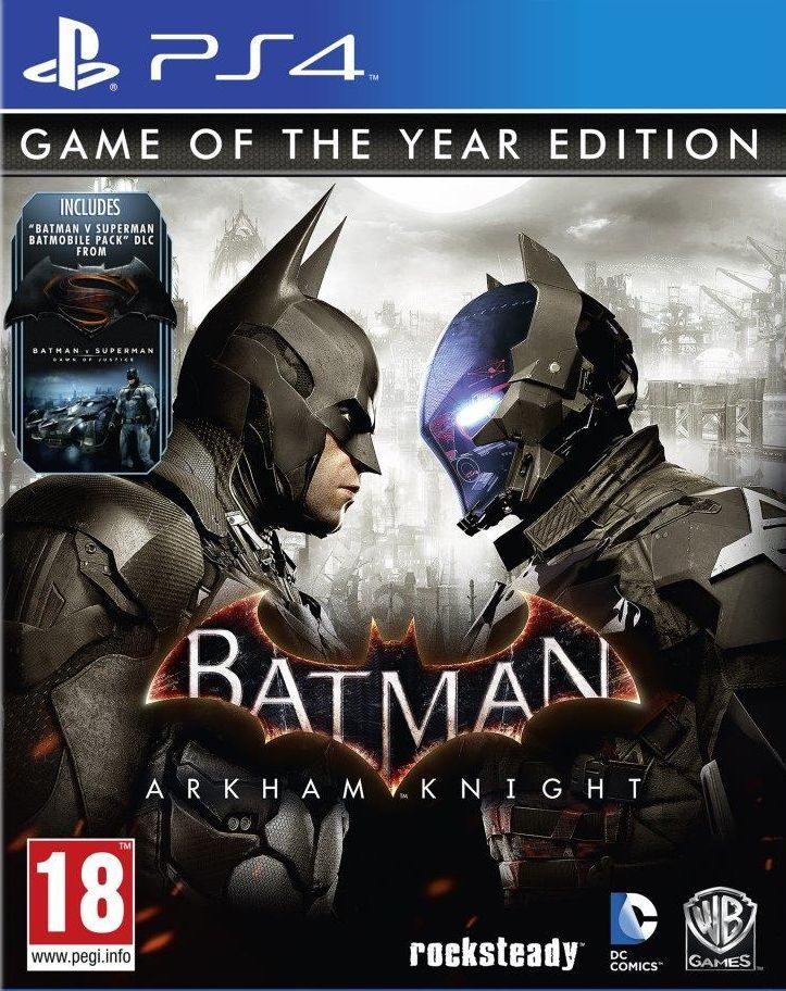 Batman Arkham Knight GOTY (PS4) - 1
