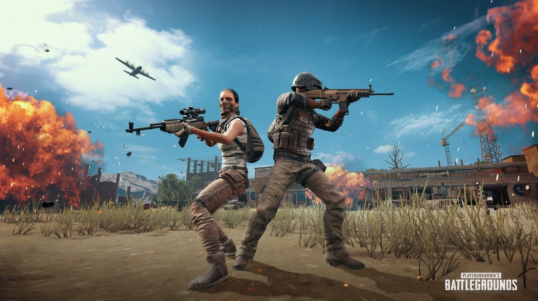 PlayerUnknown's BattleGrounds (PS4) - 14