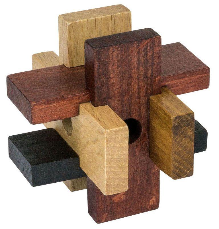 Комплект логически пъзели Professor Puzzle – Chest, 6 броя - 5