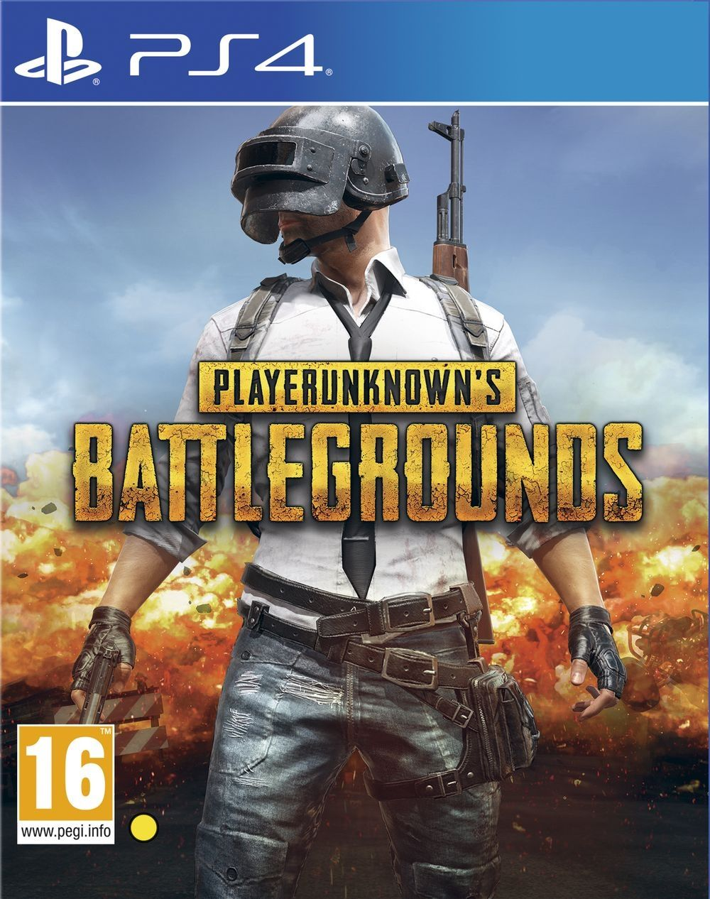 PlayerUnknown's BattleGrounds (PS4) - 1