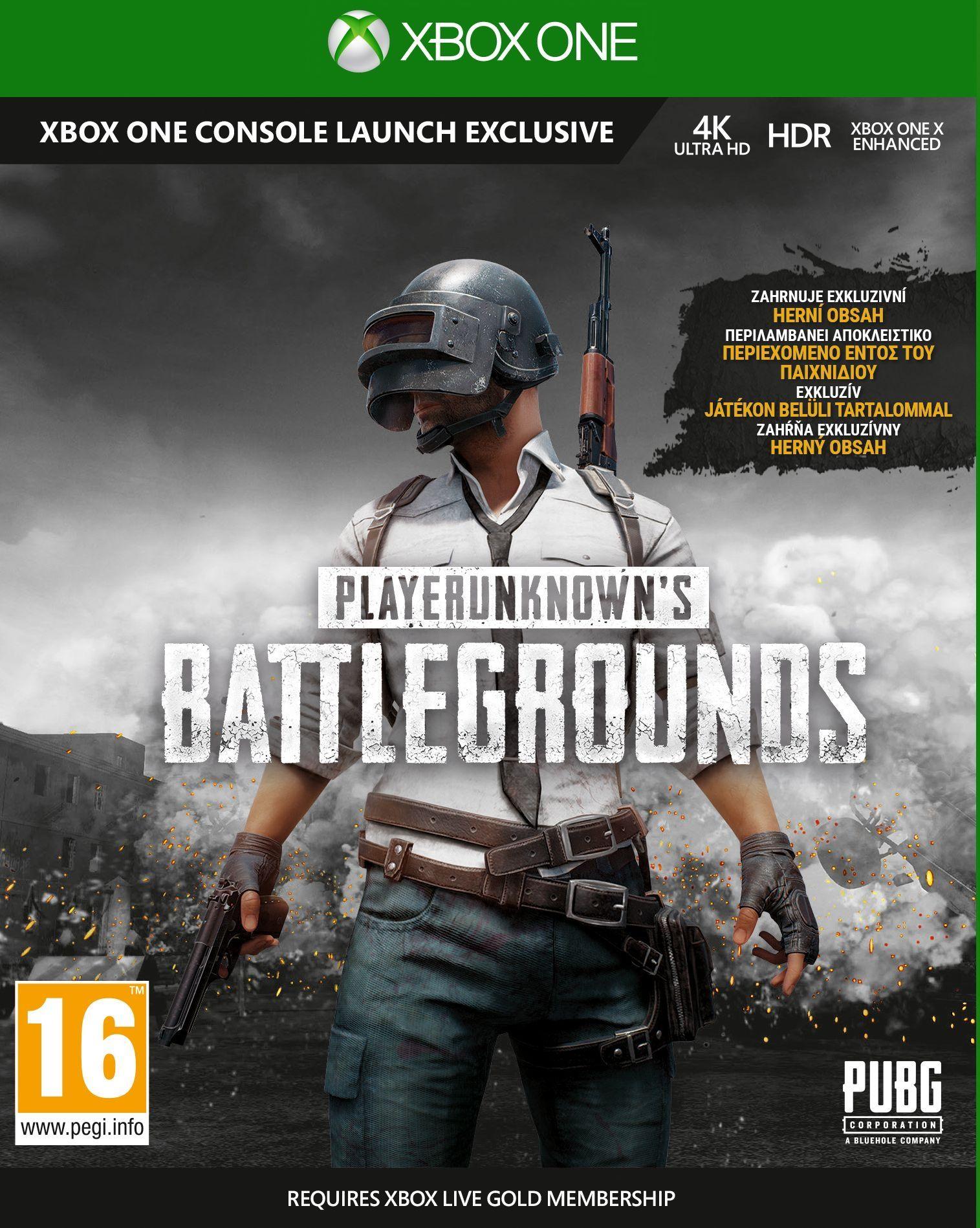 PlayerUnknown's BattleGrounds (Xbox One) - 1