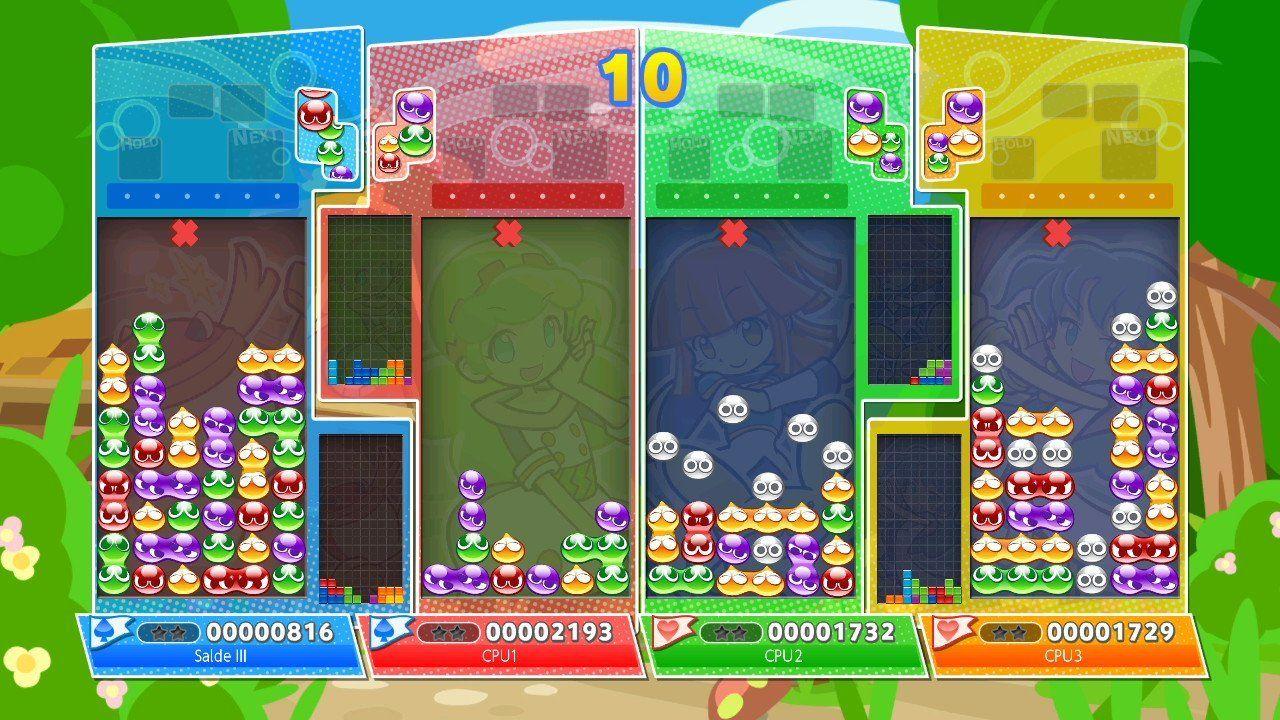 Puyo Puyo Tetris (Nintendo Switch) - 7
