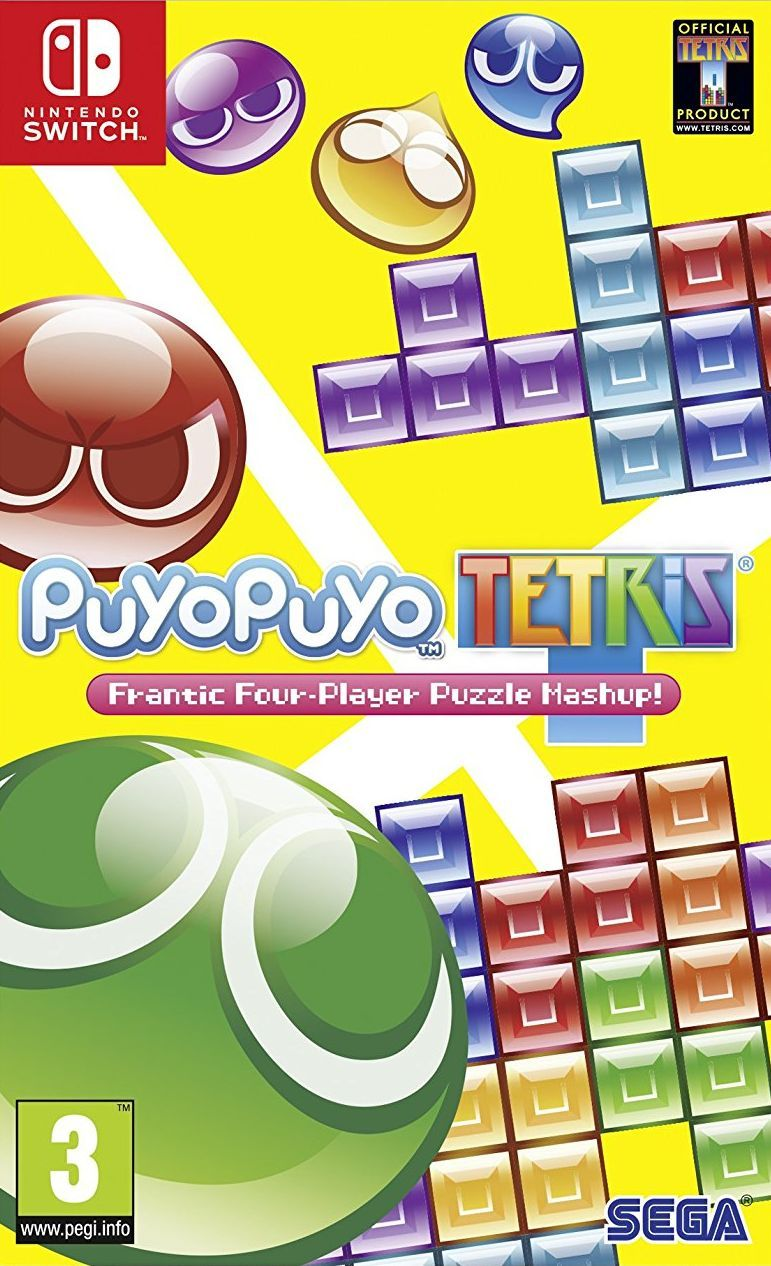 Puyo Puyo Tetris (Nintendo Switch) - 1