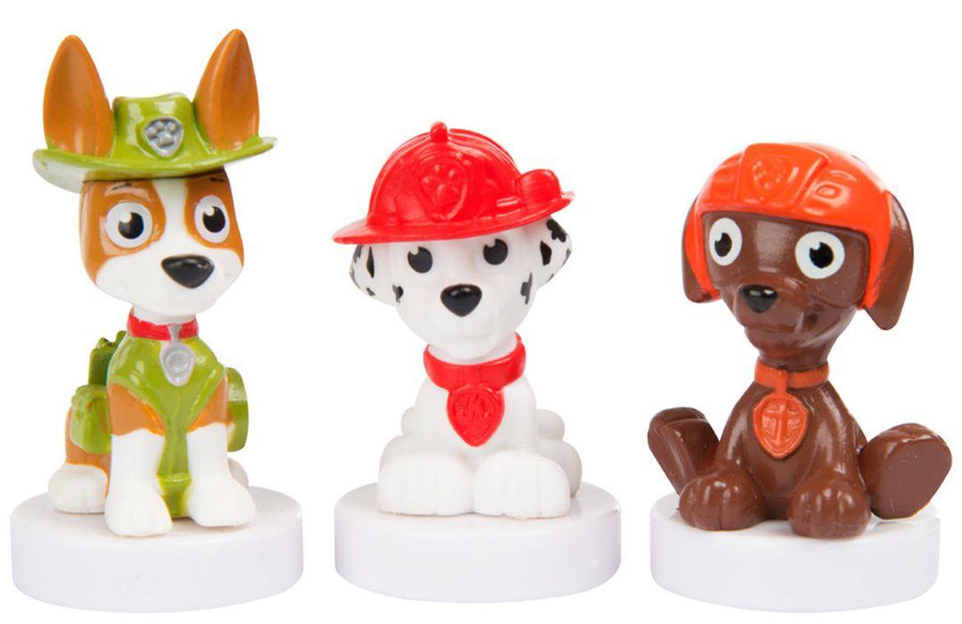 Фигурки с печати Nickelodeon Paw Patrol - 3 броя, асортимент - 2