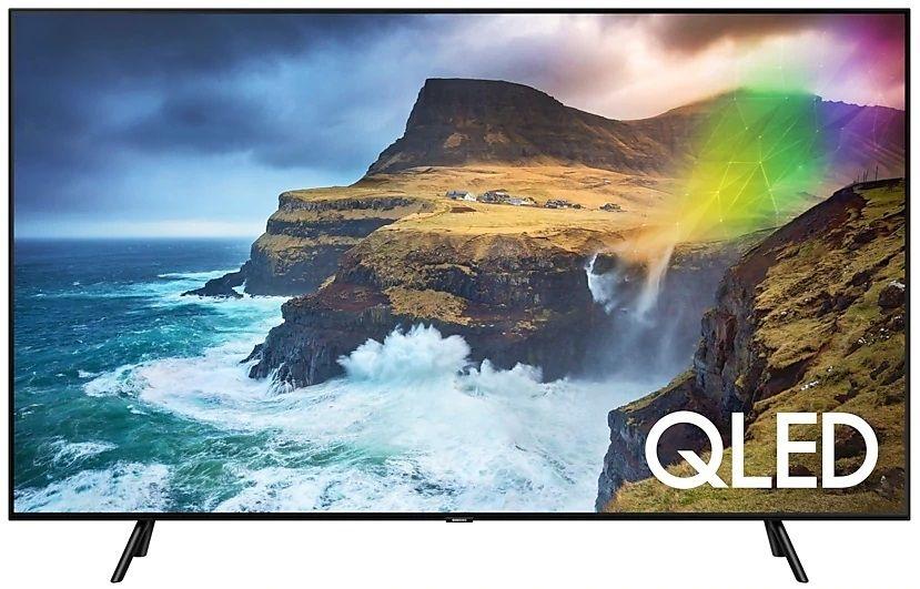 """Смарт телевизор Samsung 55Q7 - 55"""", QLED, QHDR - 1"""