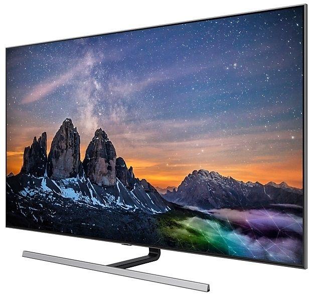 """Смарт телевизор Samsung 55Q80 - 55"""", QLED, QHDR - 3"""