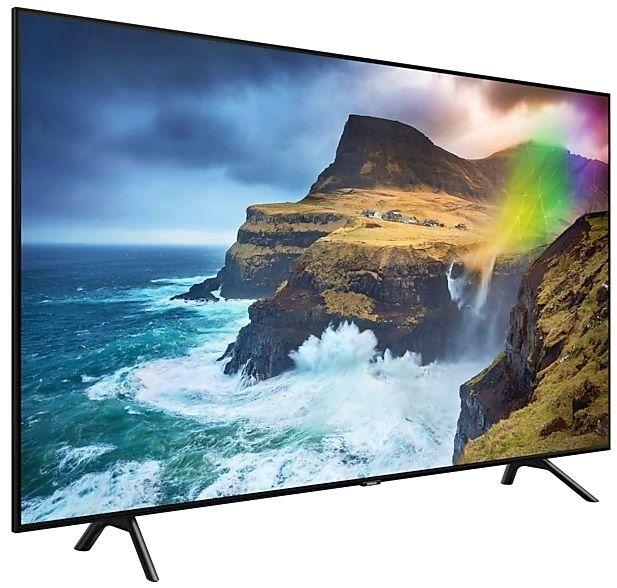 """Смарт телевизор Samsung 55Q7 - 55"""", QLED, QHDR - 2"""