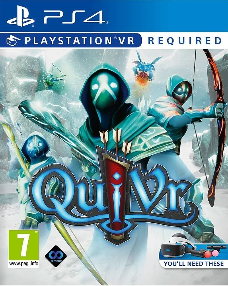 QuiVr (PS4 VR) - 1