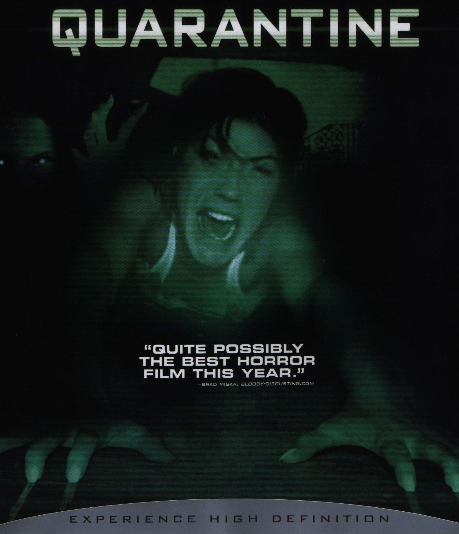 Карантина (Blu-Ray) - 1