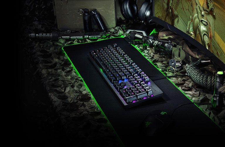 Механична клавиатура Razer Huntsman - 1