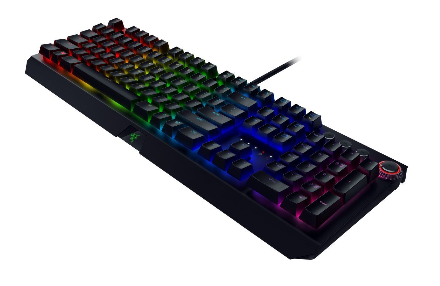 Механична клавиатура Razer BlackWidow Elite Yellow Switch - 3