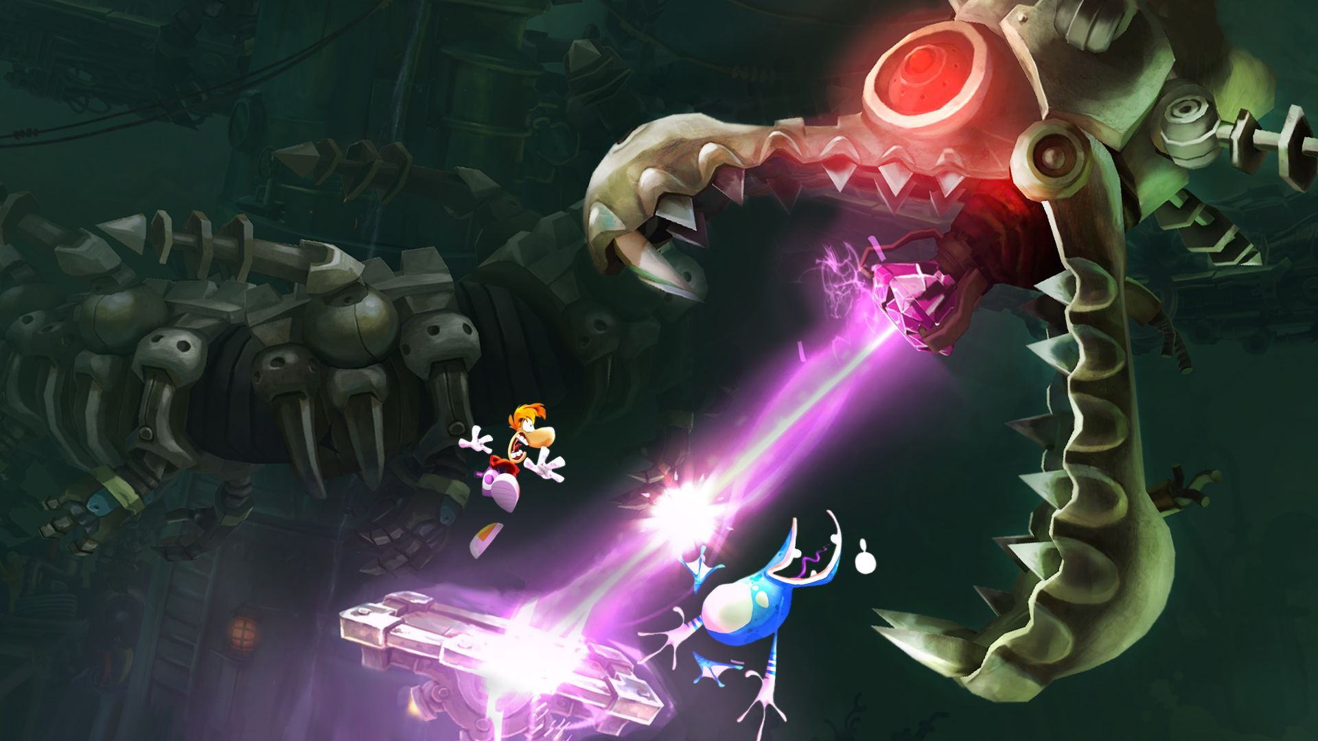 Rayman Legends (PS3) - 9