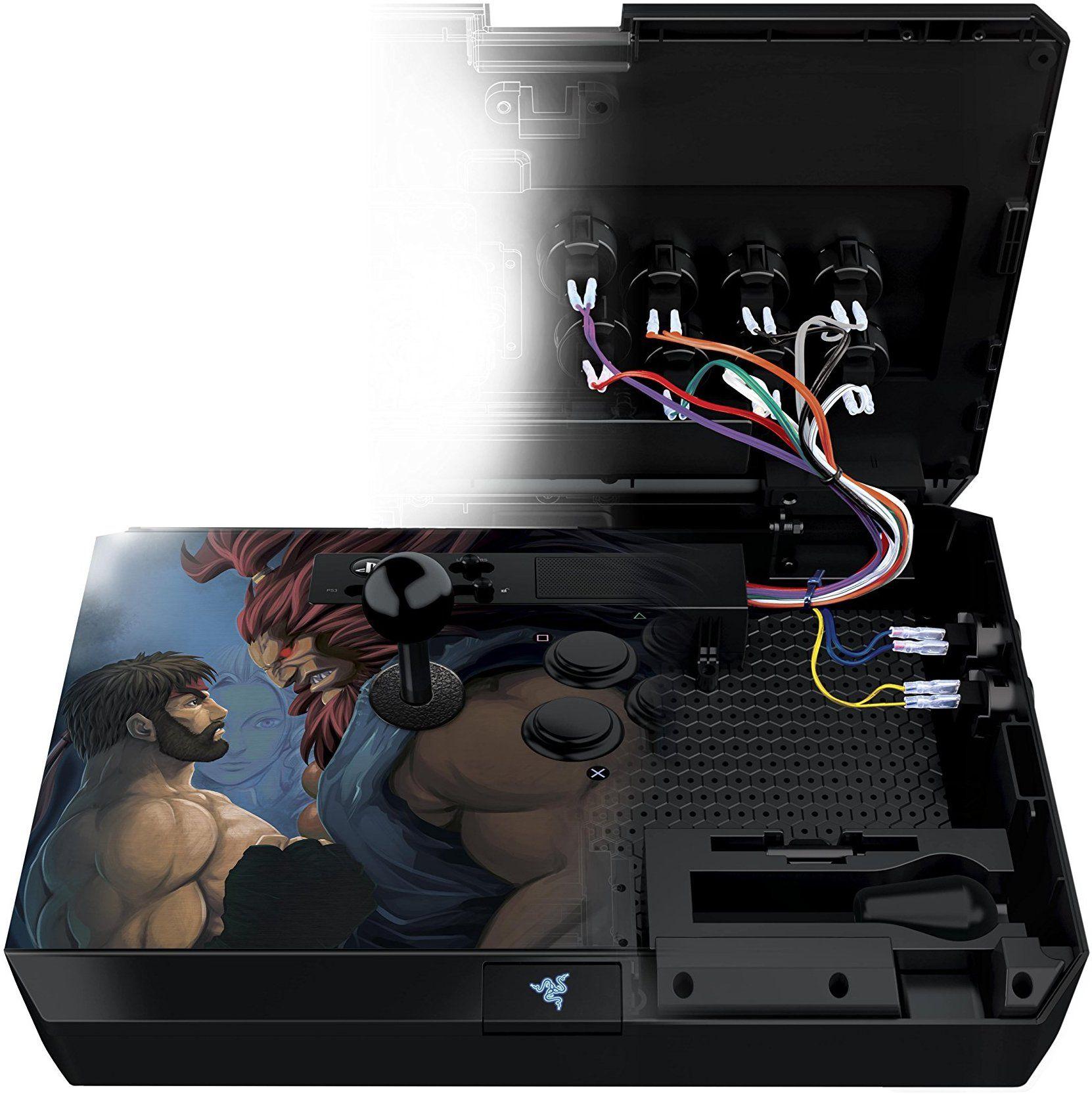 Контролер Razer Street Fighter V Panthera Arcade Stick for PS4® - 2