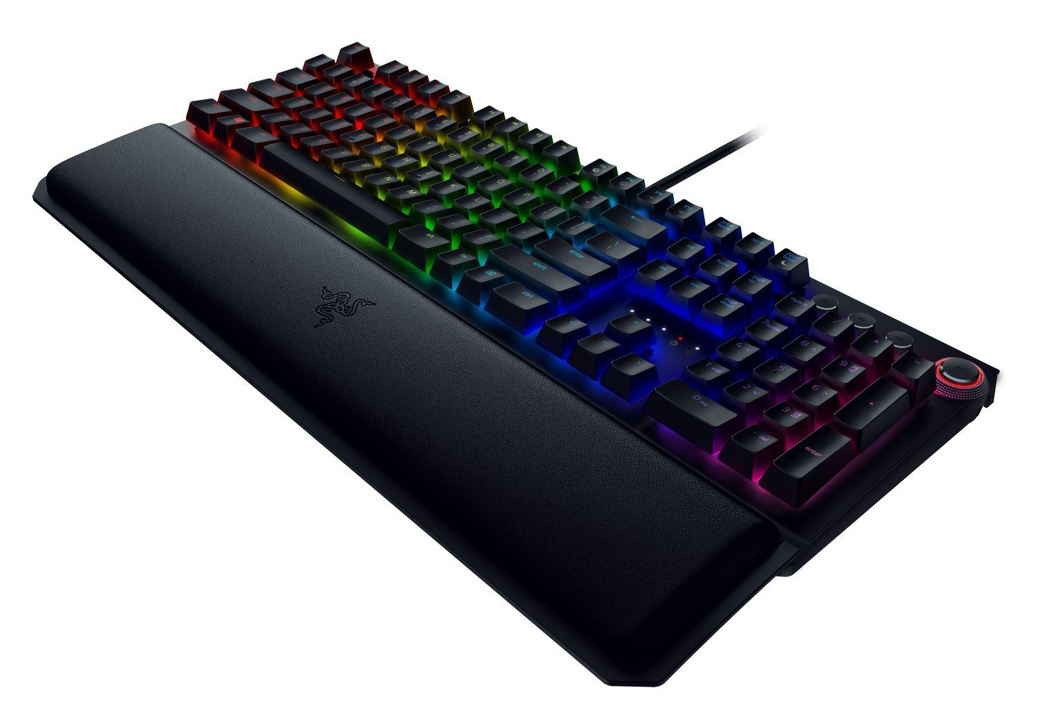 Механична клавиатура Razer BlackWidow Elite Yellow Switch - 7