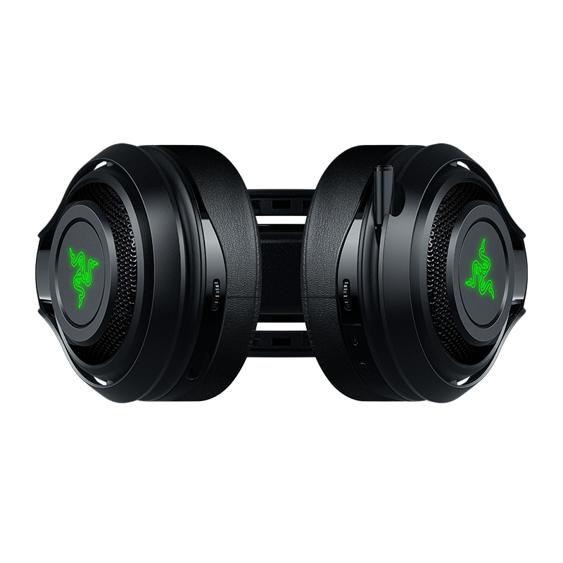 Гейминг слушалки Razer ManO'War Wireless - 3