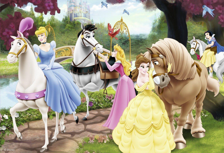 Пъзел Ravensburger от 2 х 24 части - Дисни принцеси - 2