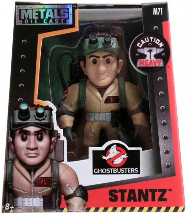 Фигура Metals Die Cast - Ghostbusters, Ray Stantz - 1