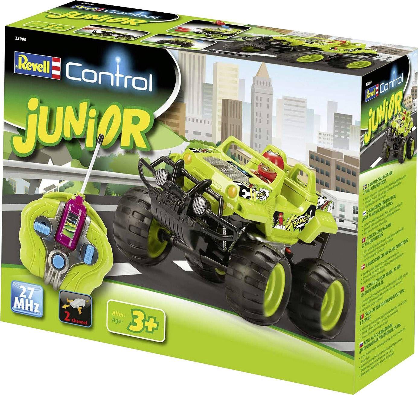Радиоуправляем автомобил Revell Junior - Разбивач - 6