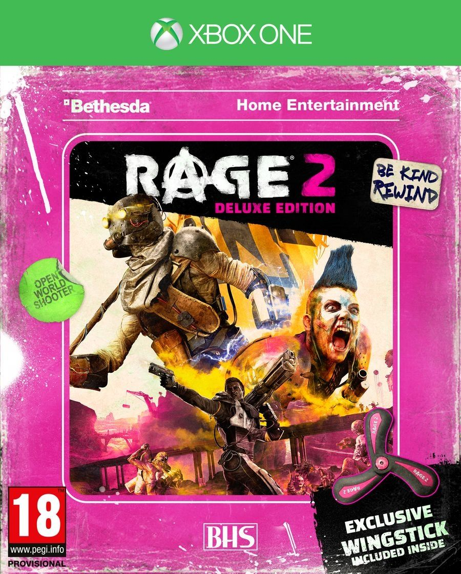 Rage 2 Wingstick Deluxe Edition (Xbox One) - 1