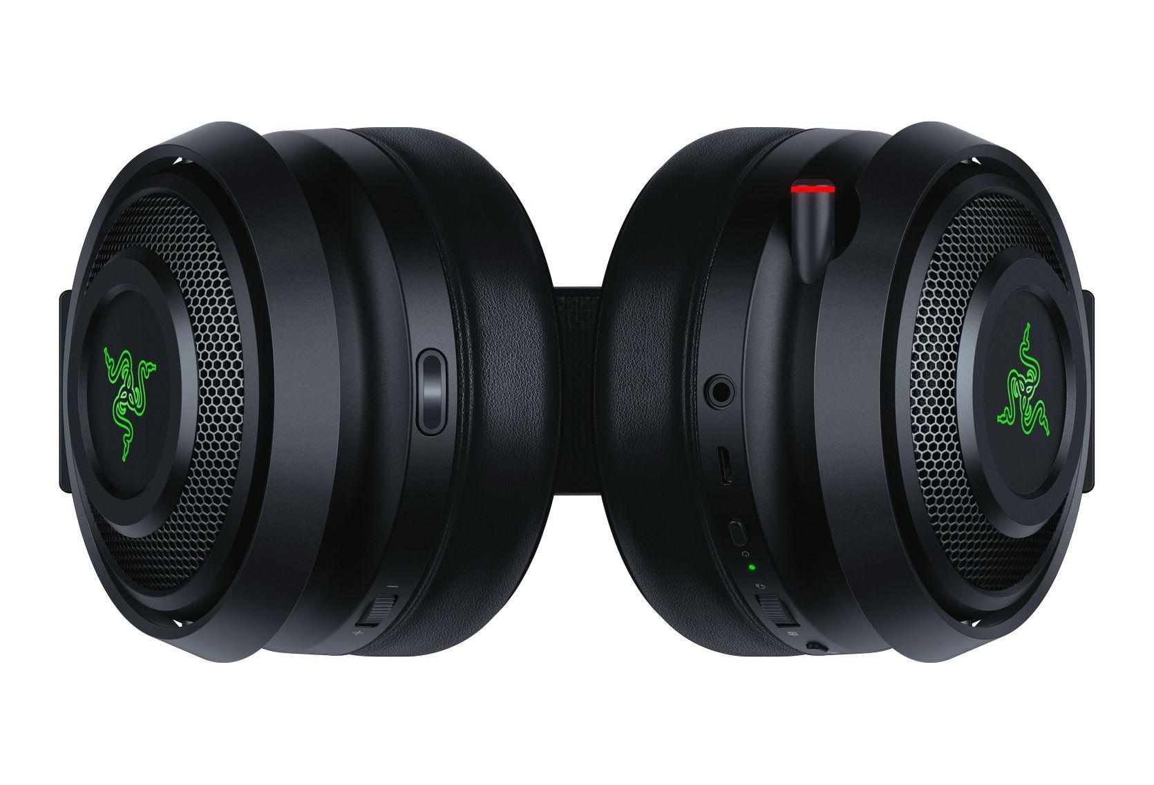 Razer Nari - black - 8