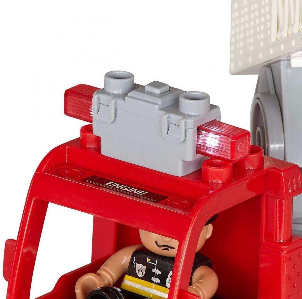 Радиоуправляем автомобил Revell Junior - Пожарна кола - 3