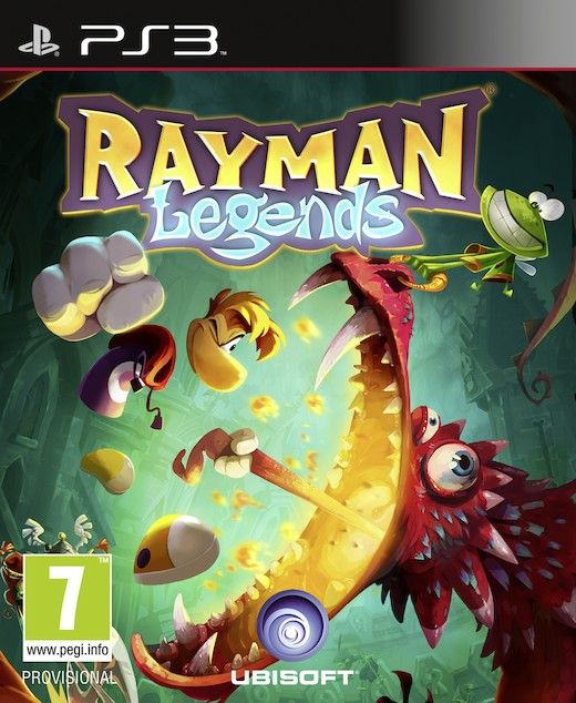 Rayman Legends (PS3) - 1