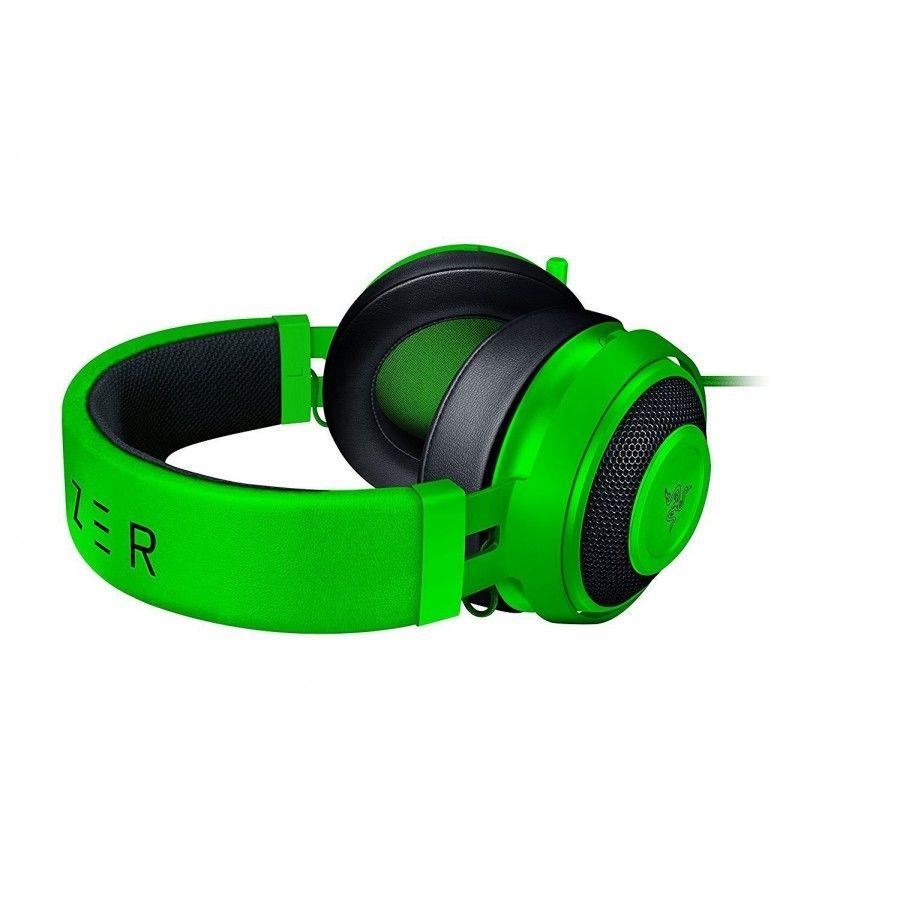 Гейминг слушалки Razer Kraken Pro V2 Oval - Green - 4