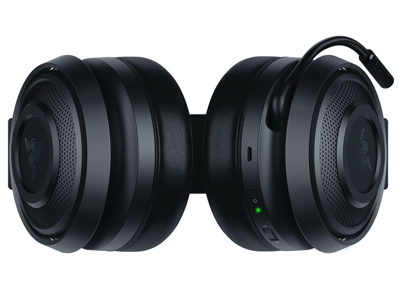 Гейминг слушалки Razer Nari Essential - 8