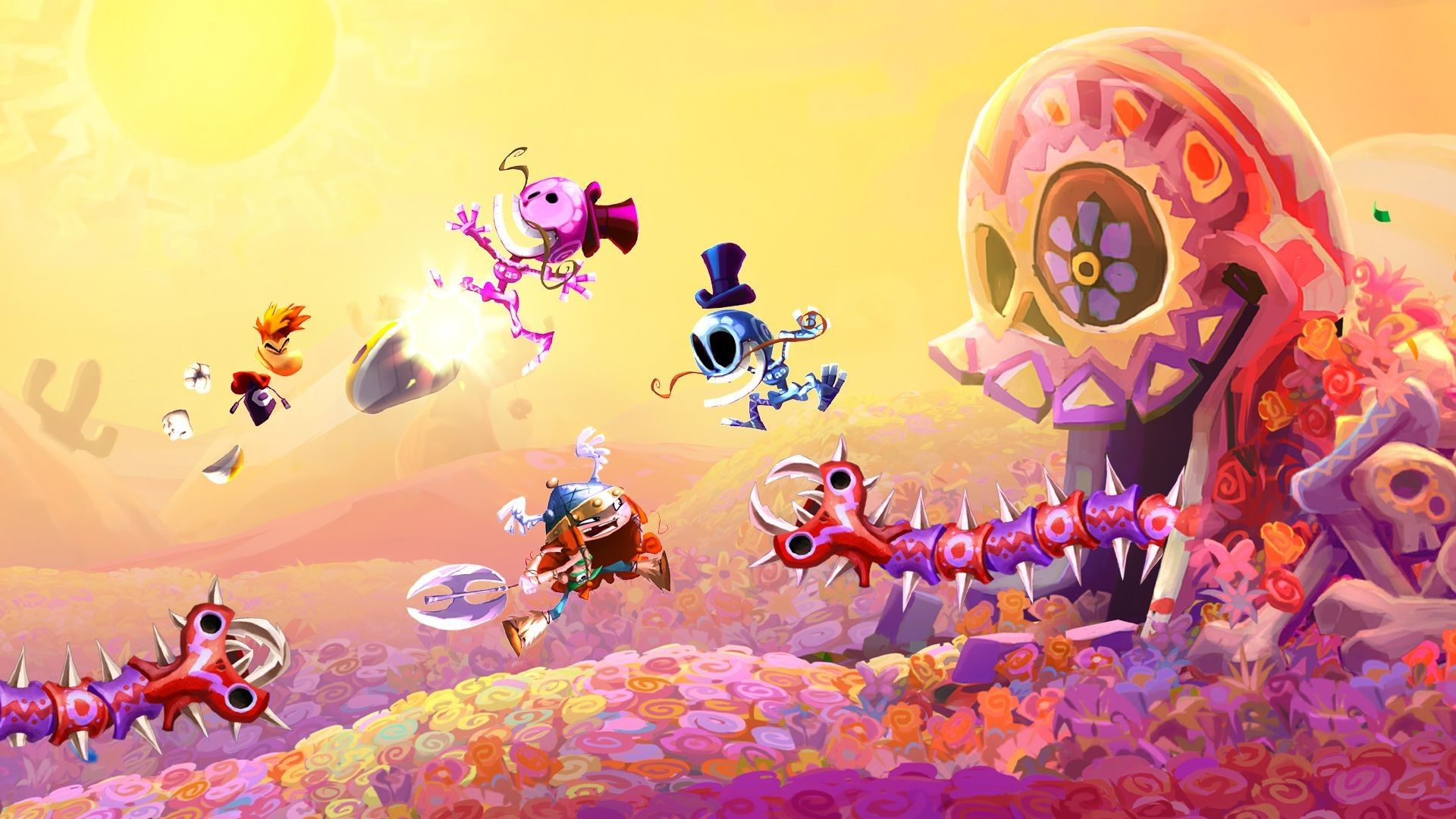 Rayman Legends (Xbox One) - 13