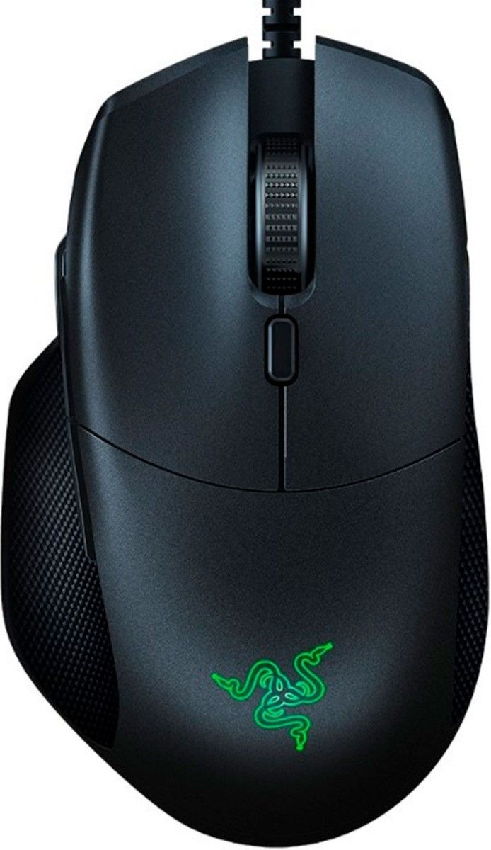 Гейминг мишка Razer basilisk Essential - черна - 1
