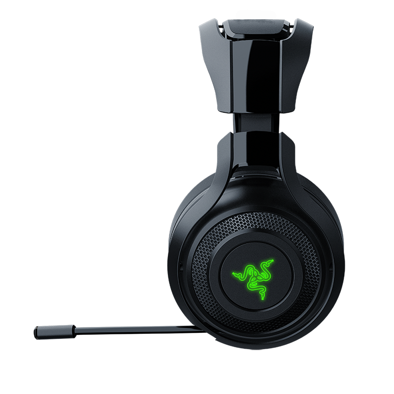 Гейминг слушалки Razer ManO'War Wireless - 5