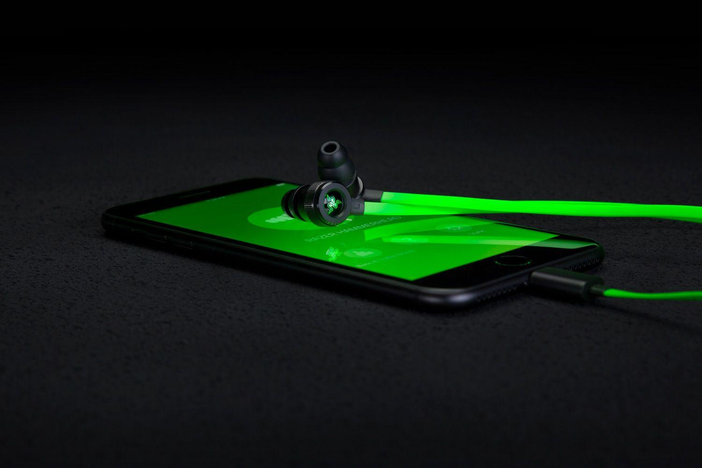 Слушалки Razer Hammerhead for iOS - 9
