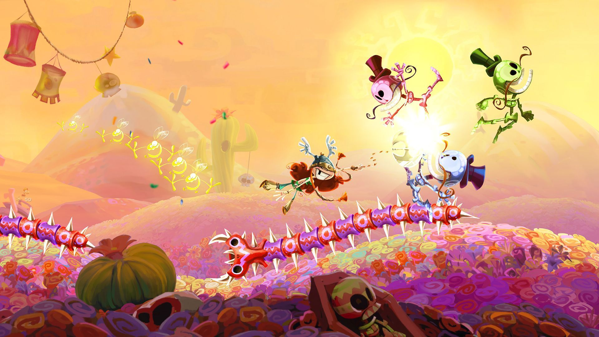 Rayman Legends (PS3) - 10