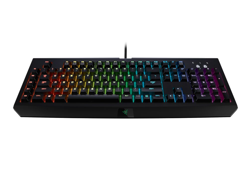 Механична клавиатура Razer BlackWidow Chroma v2 - 4