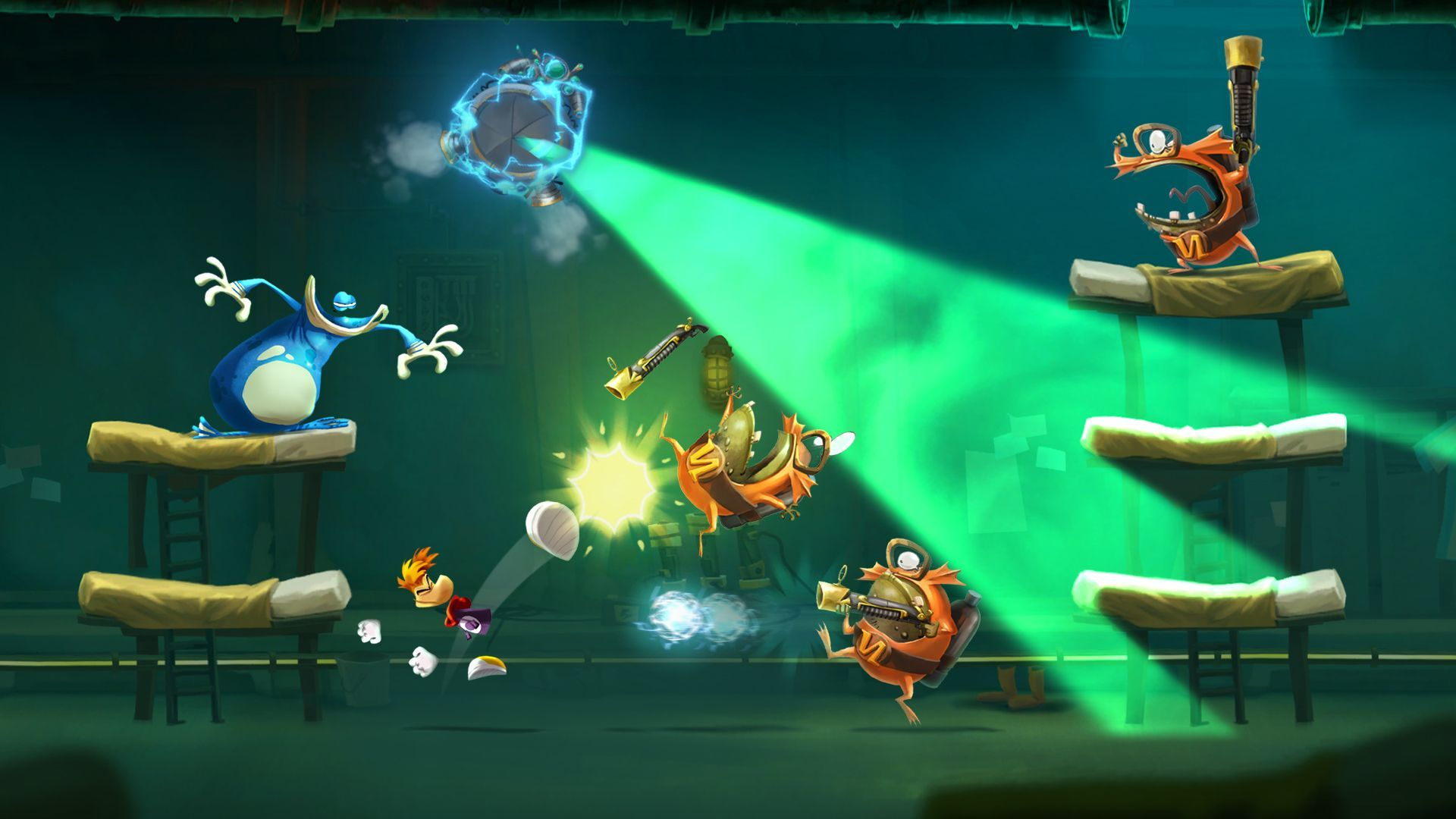 Rayman Legends (PS3) - 3