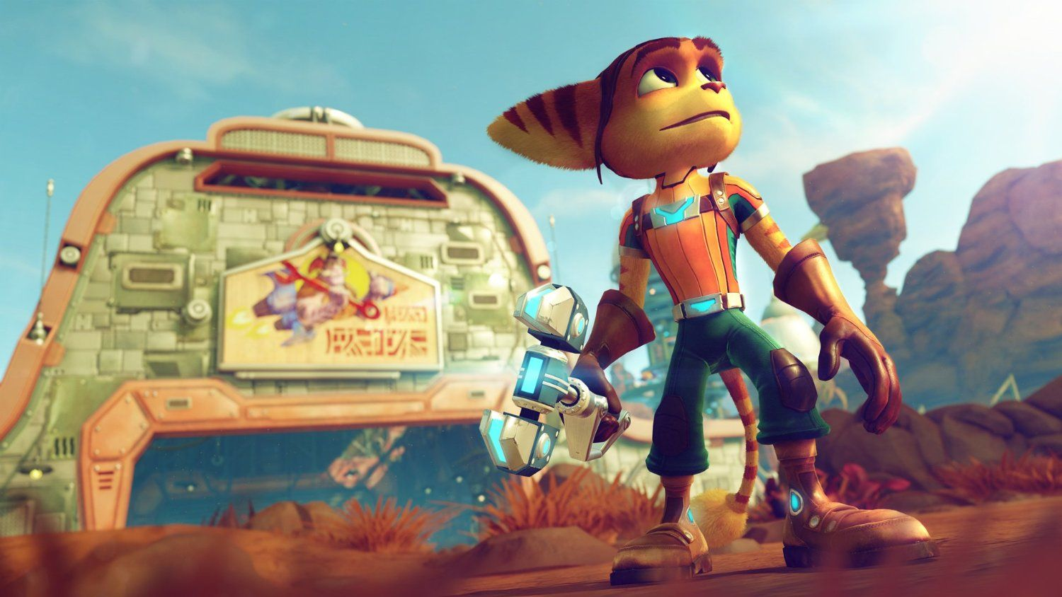 Ratchet & Clank (PS4) - 10