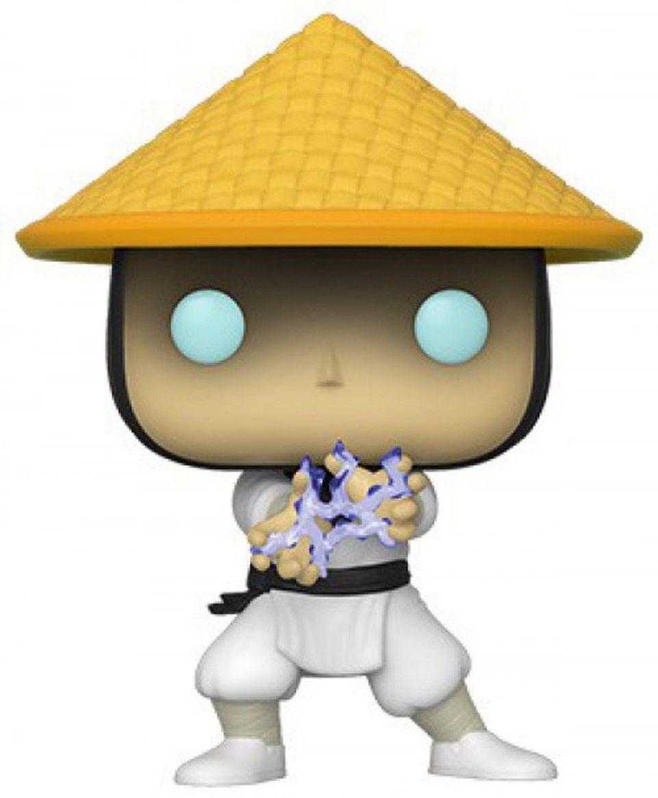 Фигура Funko Pop! Games: Mortal Kombat - Raiden - 1