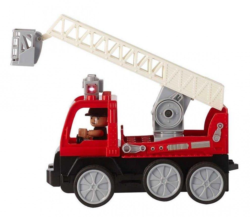 Радиоуправляем автомобил Revell Junior - Пожарна кола - 2