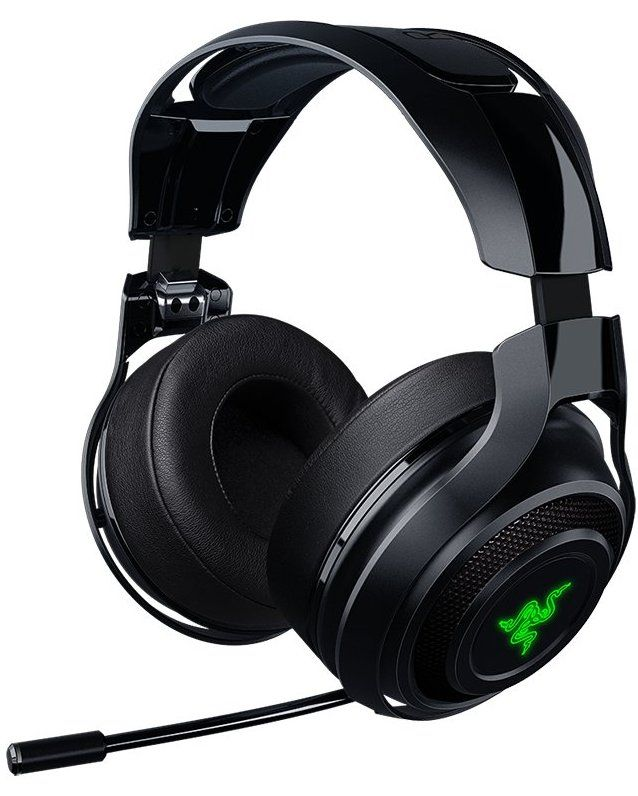 Гейминг слушалки Razer ManO'War Wireless - 1