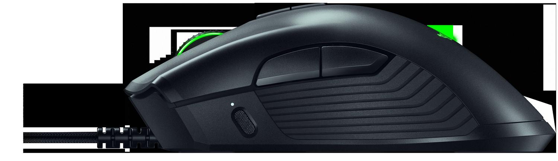 Гейминг мишка Razer Mamba + пад Firefly Hyperflux Bundle - 7