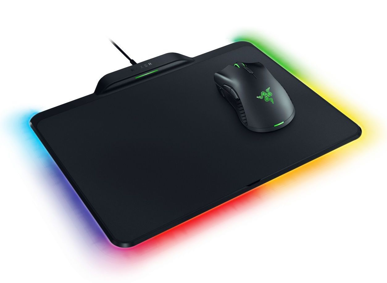 Гейминг мишка Razer Mamba + пад Firefly Hyperflux Bundle - 1