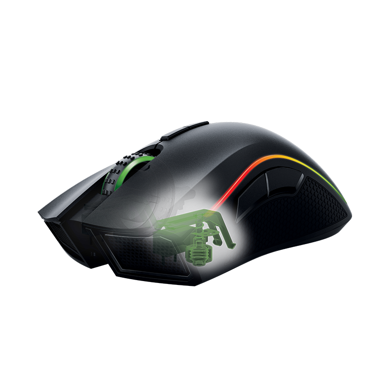 Геймърска мишка Razer Mamba 16000 - 8