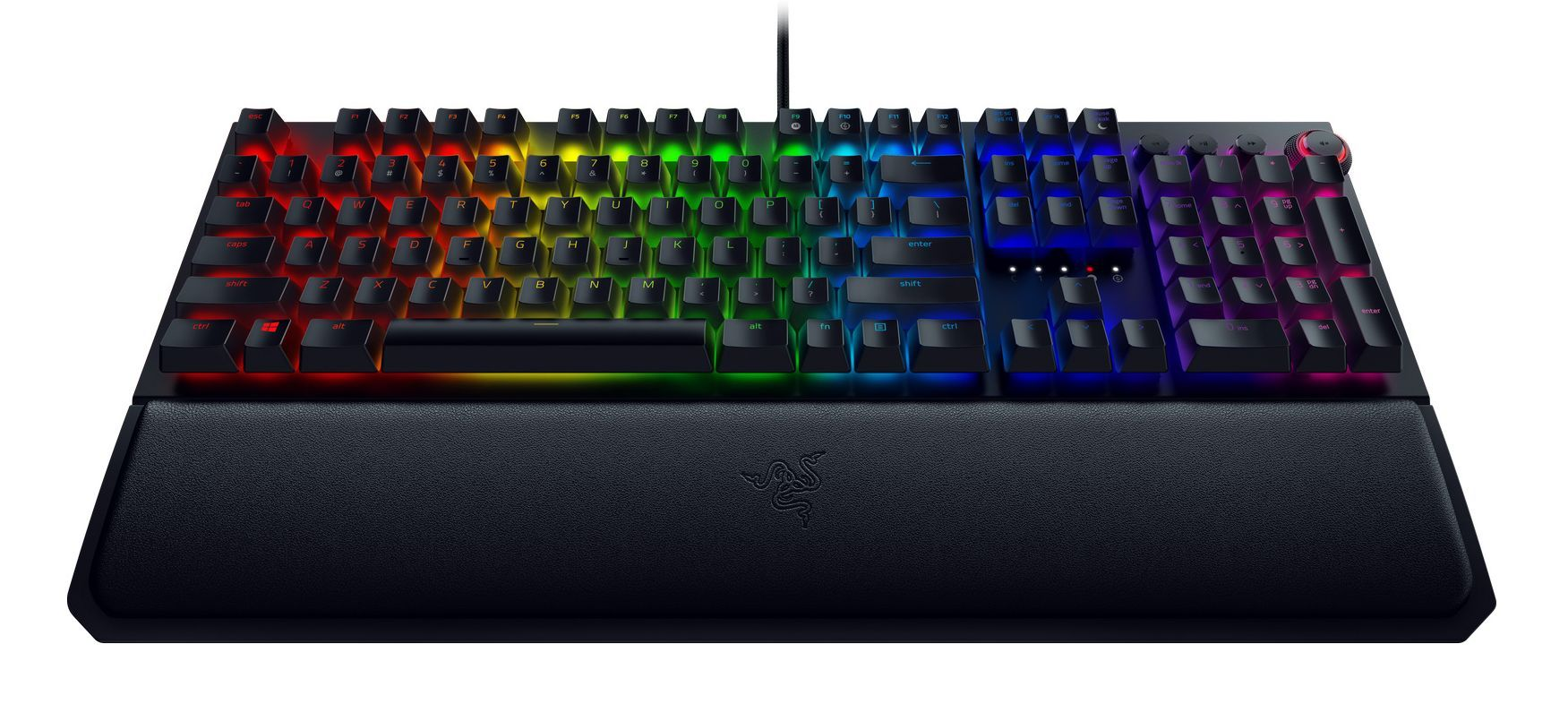 Механична клавиатура Razer BlackWidow Elite Orange Switch - 1