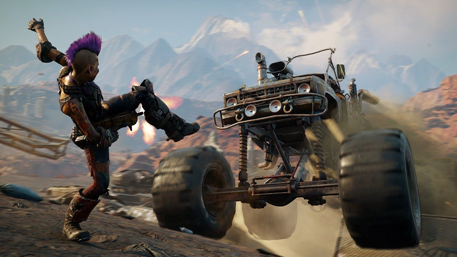 Rage 2 Wingstick Deluxe Edition (PS4) - 15