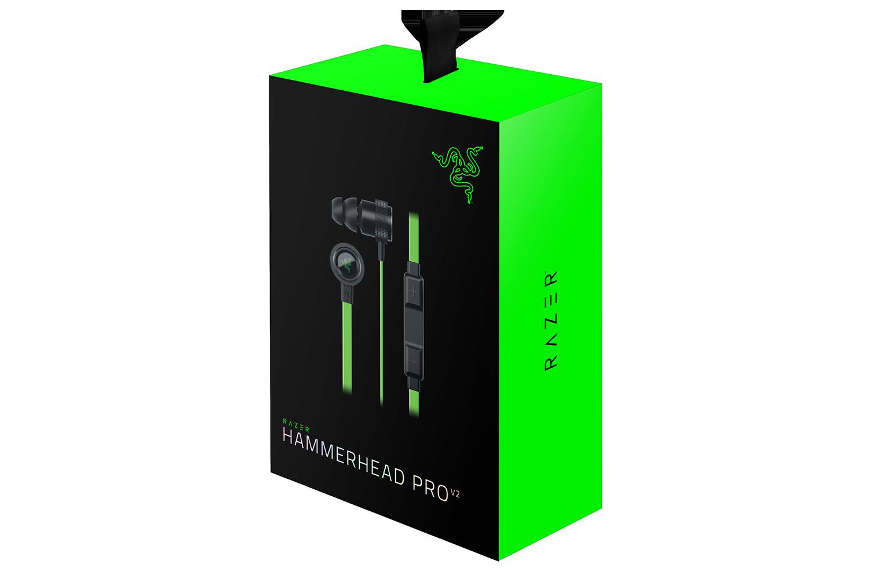Слушалки Razer Hammerhead Pro v2 - 8