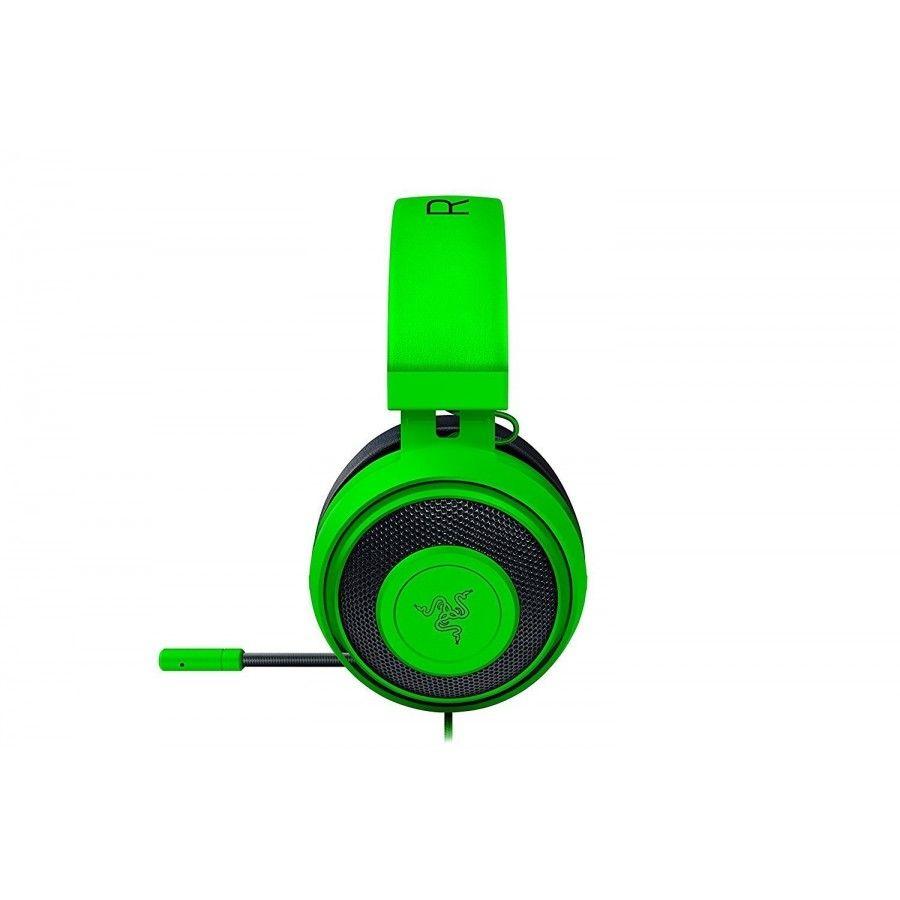 Гейминг слушалки Razer Kraken Pro V2 Oval - Green - 3