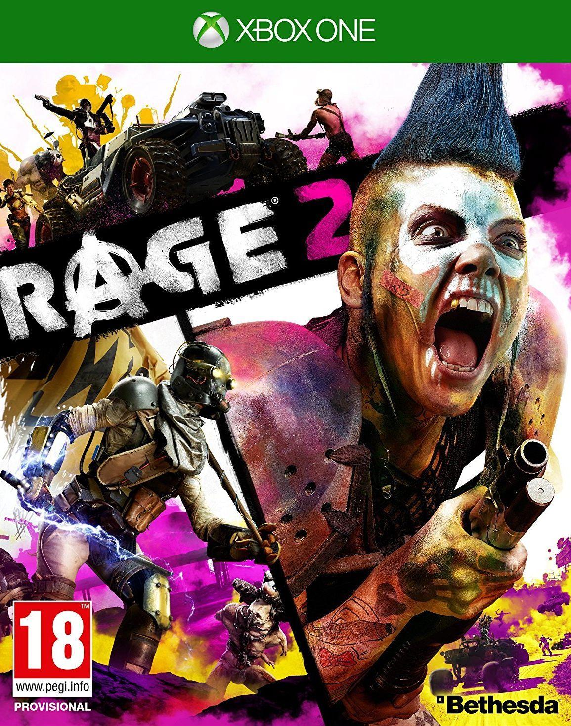 Rage 2 (Xbox One) - 1
