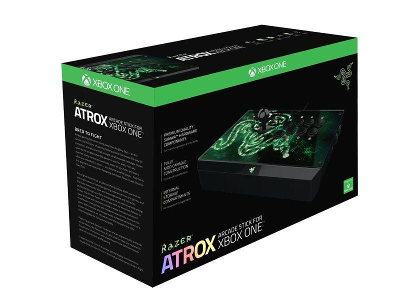 Razer Atrox Arcade Stick Xbox One - 8